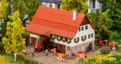 Faller Farmhouse Kit I FA232197 N Scale