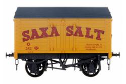 Dapol Salt Van Saxa Salt 252 Weathered DA7F-018-012W O Scale