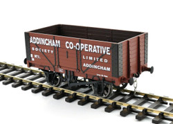 Dapol 8 Plank Wagon Addingham 1 DA7F-080-034 O Scale