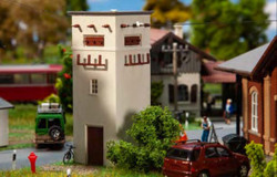 Faller Small Substation with Flat Roof III FA120268 HO Scale