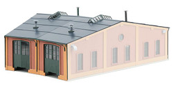 Faller Roundhouse (12 Degree) Extension Kit FA120282 HO Scale