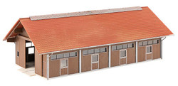 Faller Stables Kit FA130546 HO Scale