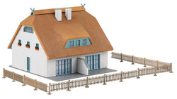 Faller Thatched Cottage Kit FA130675 HO Scale