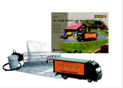 Faller Car System MB Atego SIXT Lorry Starter Set V FA161491 HO Scale