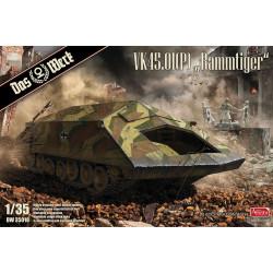 Das Werk 35018 VK45.01 Rammtiger Ramming Tank 1:35 Plastic Model Tank Kit