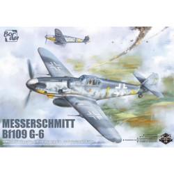 Border Models BF-001 Messerschmitt Bf109 G-6 1:35 Plastic Model Aircraft Kit