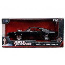 Jada Hollywood Rides Fast & Furious 1327 Dodge Charger F9 1:24 Diecast Model Car