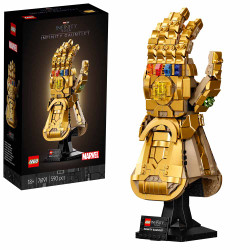 LEGO Marvel 76191 Infinity Gauntlet Model for Adults Age 18+ 590pcs