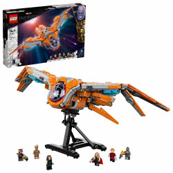 LEGO 76193 Marvel Super Heroes The Guardians' Ship, Avengers Spaceship Age 14+ 1901pcs
