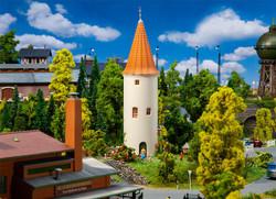Faller Rapunzel Tower Kit I FA130822 HO Gauge