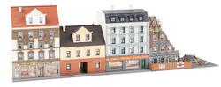 Faller 1950s Townhouse Set Kit FA232324 N Gauge