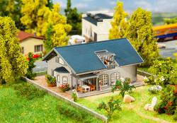 Faller Detached House Hobby Kit w/Lighting IV FA232560 N Gauge