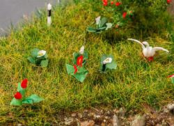 Faller Lilies (18) FA181282 HO Gauge