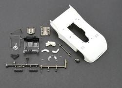 NSR Porsche 908/3 Double Fin White Body Kit NSR1523 1:32 Gauge