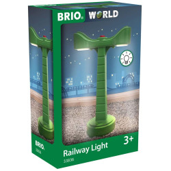 Brio 33836 Railway Light for Wooden Train Set