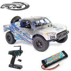 FTX Zorro 1/10 4WD Brushed Truck RTR RC Car Battery Charger 2.4ghz Radio