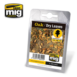 Ammo by MIG Oak Dry Leaves For Model Kits MIG 8402