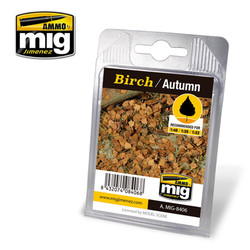 Ammo by MIG Birch Autumn Leaves For Model Kits MIG 8406