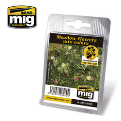 Ammo by MIG Meadow Flowers Mixed For Model Kits MIG 8460