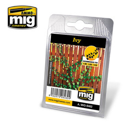 Ammo by MIG Ivy Plants For Model Kits MIG 8462