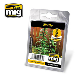 Ammo by MIG Nettle Plants For Model Kits MIG 8464