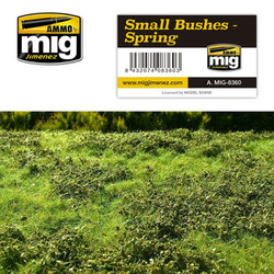 Ammo by MIG Small Spring Bushes For Model Kits MIG 8360