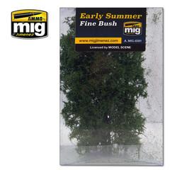 Ammo by MIG Fine Bush Early Summer For Model Kits MIG 8381