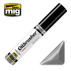 Ammo by MIG Aluminium Oilbrusher For Model Kits MIG 3537