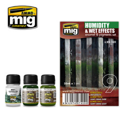 Ammo by MIG Humidity And Mude Effects For Model Kits MIG 7409