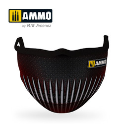 Ammo by MIG 2.0 Face Mask For Model Kits MIG 8072