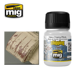 Ammo by MIG Heavy Chipping Effects For Model Kits MIG 2011