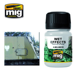 Ammo by MIG Wet Effects For Model Kits MIG 2015