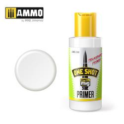 Ammo by MIG One Shot Transparent Matt Primer For Model Kits MIG 2041