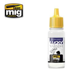 Ammo by MIG Ultra Matt Lucky Varnish 17ml For Model Kits MIG 2054