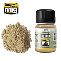 Ammo by MIG Sand Pigment For Model Kits MIG 3012
