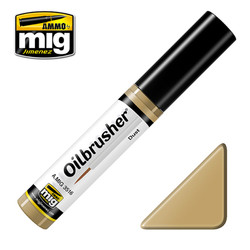 Ammo by MIG Dust Oilbrusher For Model Kits MIG 3516