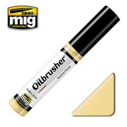 Ammo by MIG Sunny Flesh Oilbrusher For Model Kits MIG 3518