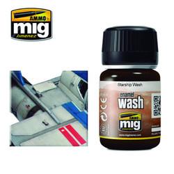 Ammo by MIG Starship Wash For Model Kits MIG 1009