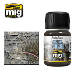 Ammo by MIG Engine Grime Nature Effects For Model Kits MIG 1407