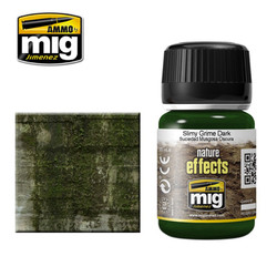 Ammo by MIG Slimy Grime Dark Nature Effects For Model Kits MIG 1410
