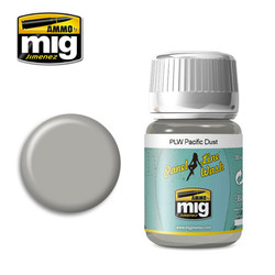 Ammo by MIG Pacific Dust Panel Line Wash For Model Kits MIG 1604