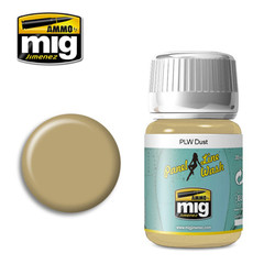 Ammo by MIG Neutral Dust Panel Line Wash For Model Kits MIG 1620