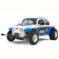 TAMIYA RC 58452 Sand Scorcher Off Road Buggy Assembly Kit 1:10