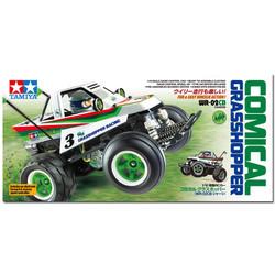 TAMIYA RC 58662 Comical Grasshopper (WR-02CB) 1:10 Assembly Kit
