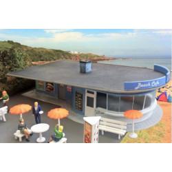 Gaugemaster Structures GM484 Fordhampton Seafront Cafe OO Gauge Building Kit