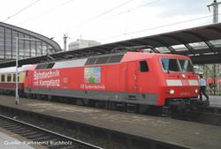 Piko Expert DB BR120 Electric Locomotive VI (DCC-Sound) PK51335 HO Gauge