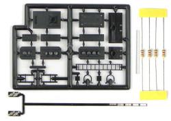 Train Tech Signal Kit - Dual Head Home HO/OO Gauge SK7