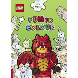 LEGO Iconic Fun to Colour Book Buster Books