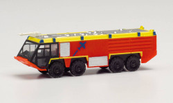 Herpa Wings Airport Fire Engine Hamburg Airport 1:200 Diecast Model Aircraft