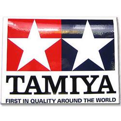 TAMIYA Clear Coated Sticker (l) 15x5x20cm 66747 Merchandise